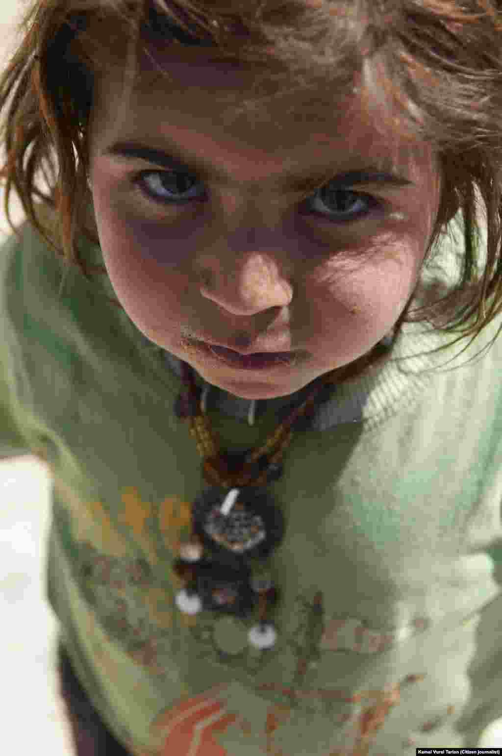 Syrian Dom child