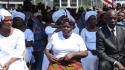 Les Congolaises demandent l'interdiction des rites de veuvage
