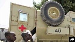 صومالیہ: سرکاری تنصیب پر خودکش حملہ