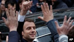 Macron: Nova stranica u našoj dugoj historiji je okrenuta