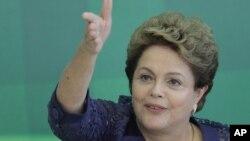 Presiden Brazil Dilma Rousseff (Foto: dok).