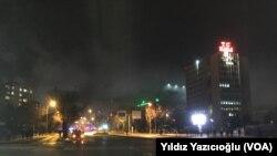 Blast in Ankara