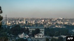 A general view of the city of Mekelle, Ethiopia, on January 5, 2020. (Photo by EDUARDO SOTERAS / AFP)