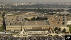 Foto gedung Departemen Pertahanan AS atau Pentagon di Washington DC (foto: dok). Departemen Pertahanan AS dilaporkan akan mengembangkan jaringan spionase baru.