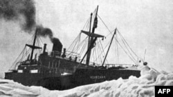 Советский пароход «Челюскин»