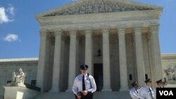 美國聯邦最高法院(美國之音亞微)