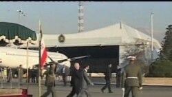 2012-01-08 粵語新聞: 艾哈邁迪內賈德開始拉美四國之行