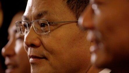 中国全国工商联副主席,原民生银行董事长董文标。(资料照)