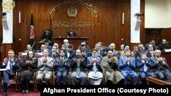 شماری از قانون گذاران با تصمیم رای ندادن به هفت وزیری که شهروندی دوگانه دارند، مخالف اند