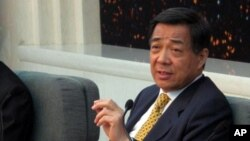 Ông Bạc Hy Lai bị khai trừ ra khỏi đảng và có thể bị truy tố hình sự vì những tội của ông