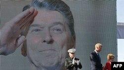 Ronald Reagan 100'üncü Doğum Yıldönümünde Anıldı