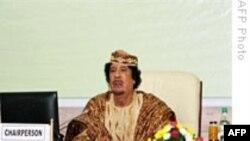 Kufizohen alternativat e ndërkombëtarëve për të larguar me forcë Gadafin