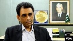 سربراہ ایم کیو ایم خالد مقبول صدیقی