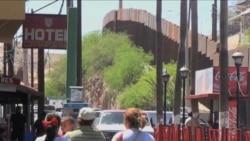 Na granici SAD i Meksika u Arizoni