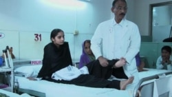 Indian Surgeon Helping Polio Patients Take First Steps