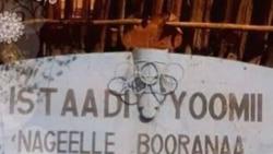 Nageellee Booranaa,Gumii Eledalloo fi aanaan Liiban misooma isaa male 'hin arganne'