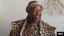 INkosi uBulelani Lobhengula kaMzilikazi lenguna uNhlanhlayamangwe Ndiweni
