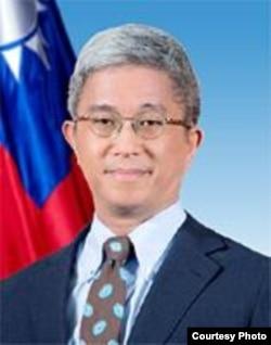 台灣外交部次長徐斯儉(資料照片)