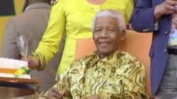 Nelson Mandela Dies at 95, World Mourns South Africa's Former President