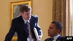 Барак Обама и Майкл Макфол