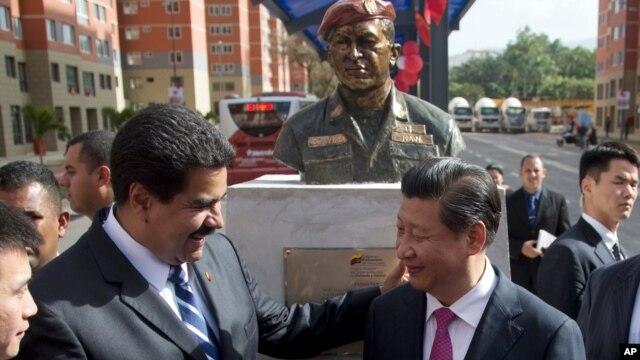 Venezuela recibe $5.000 millones de China