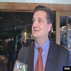 Charles Dillon, predsjednik Američko-balkanskog poslovnog saveza