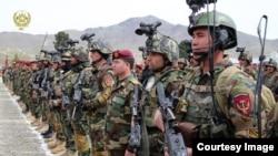 نیروی کماندوی ۱۷ هزار نفری افغانستان مسوول پیشبرد حدود ۷۰ درصد عملیات جنگی است