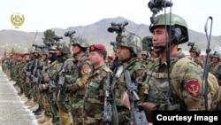 آرشیف: فرمانده قوای ناتو در افغانستان قوای خاص افغانستان را موثر ترین قوای خاص در جنوب شرق آسیا توصیف کرده است