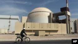 Nuklearni reaktor u Bušeru, Iran (arhivski snimak)