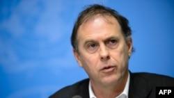 El portavoz del Alto Comisionado de las Naciones Unidas para los Derechos Humanos, Rupert Colville, dijo que en los primeros cuatro meses del año se han presentado 51 asesinatos.