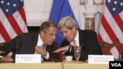 U.S. - Russia Hoping To Facilitate Syria Conference