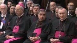 پاپ خواستار پایان دادن به خشونت ها در سوریه شد