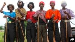 Wasu Matasan Fulani