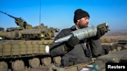 Kyiv Officials: 11 Troops Killed Since Minsk Deal