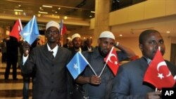 Mashaariicda Dalka Turkiga ee Somalia