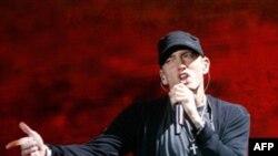 Ngôi sao nhạc rap Eminem