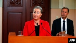 挪威諾貝爾獎委員會主席庫爾曼宣佈突尼斯全國對話機構榮獲諾貝爾和平獎