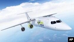 تلاش این شرکت ها تولید یک هواپیما با ظرفیت ۱۰۰ مسافر در گام نخست است.