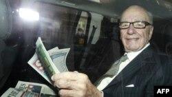 Trùm truyền thông Rupert Murdoch