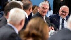 မဟာမိတ္ႏိုင္ငံေတြ ကာကြယ္ေရး အသံုးစရိတ္တိုးေရး ကန္ဝန္ႀကီး Tillerson တိုက္တြန္း