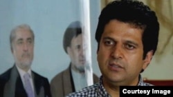 مجیب الرحمان رحیمی، عضو ستاد انتخاباتی عبدالله عبدالله