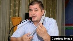Sotsial-demokratik partiya raisi Rahmatillo Zoyirov