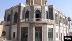 بخشی از شهرک سینمایی غزالی