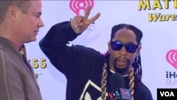 Rapper and record producer Lil Jon