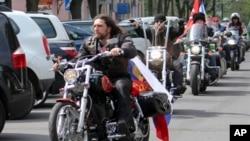 «Ночные волки» и их лидер Александр Залдостанов