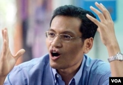 Ulil Abshar Abdalla, politisi Partai Demokrat dan aktivis JIL.