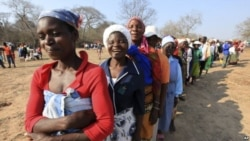 Report on Shortages of Food for People Living HIV/AIDS Filed By Loidharm Moyo