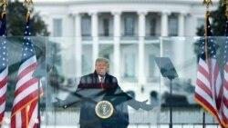 Donald Trump ကို တရားစဲြဆိုေရးအဆို ေအာက္လႊတ္ေတာ္မွာ တင္သြင္းမည္