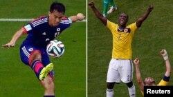 Ðội tuyển Colombia đã giành được một suất ở vòng 16 đội, còn gọi là vòng nốc ao, trước khi bước vào trận cuối của vòng bảng với Nhật.
