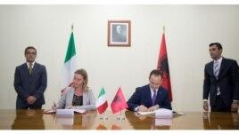Italia nismë për dialog Romë-Tiranë-Beograd